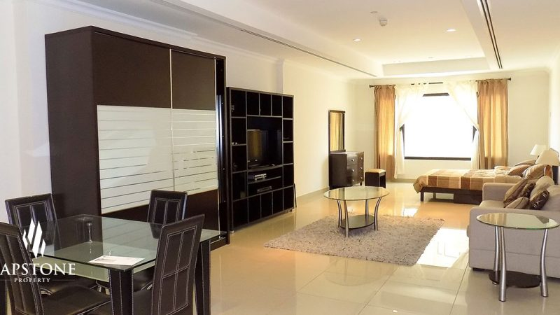 Ious Studio Type At The Pearl Qatar