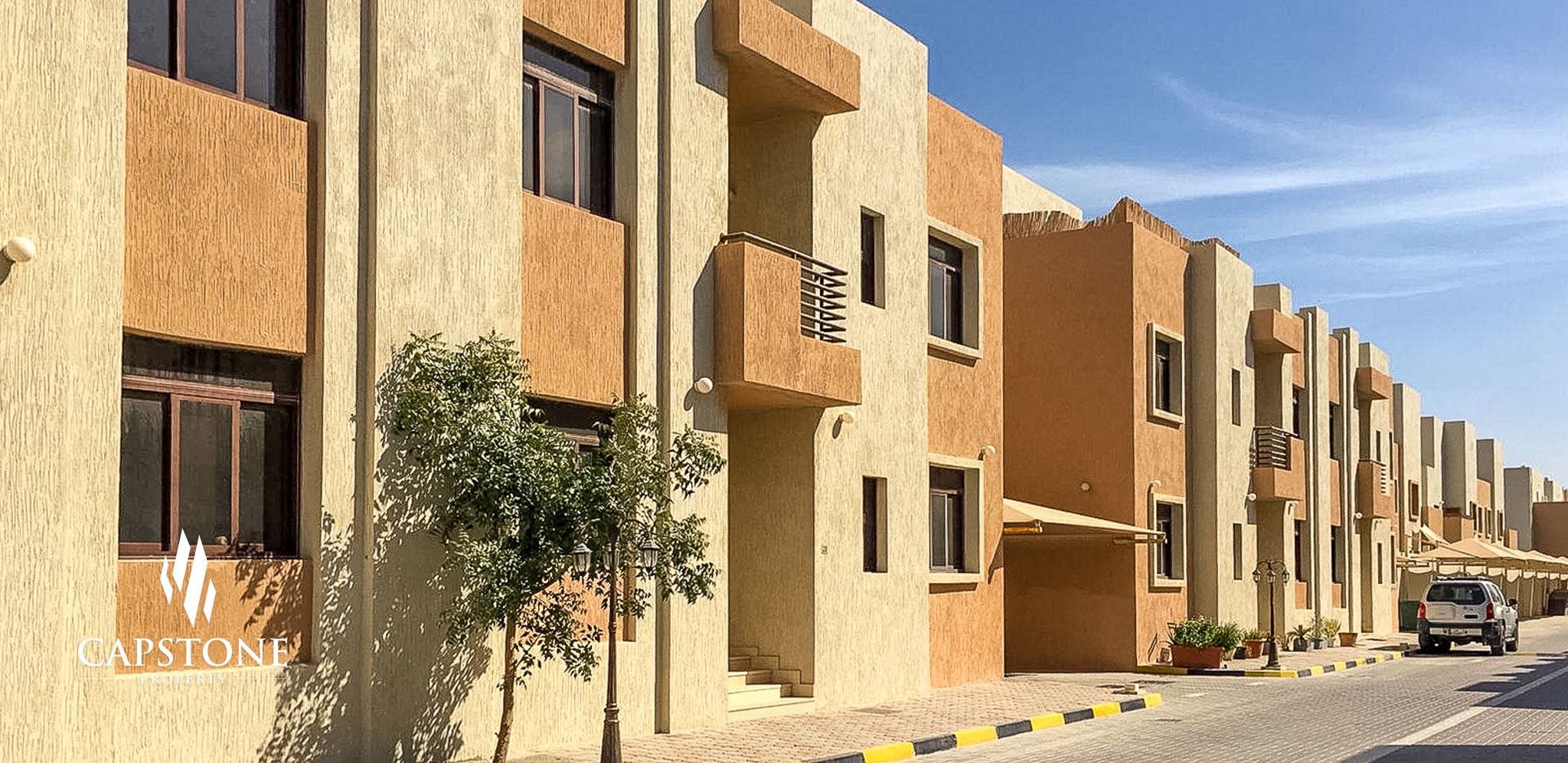 Capstone | Doha, Qatar apartments lease and rent  | Free 1 Month