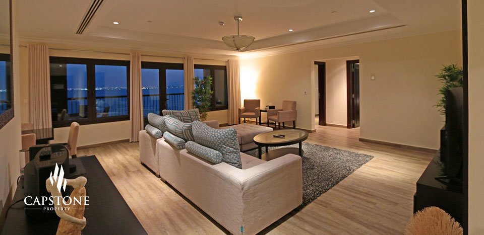 Capstone | Doha, Qatar apartments lease and rent. | Sea ...